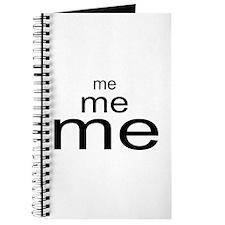 Me, me me Journal