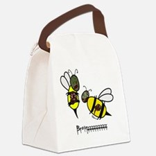 Zombees Canvas Lunch Bag