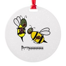 Zombees Ornament
