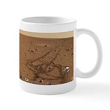 Mars Rover Panorama Mug
