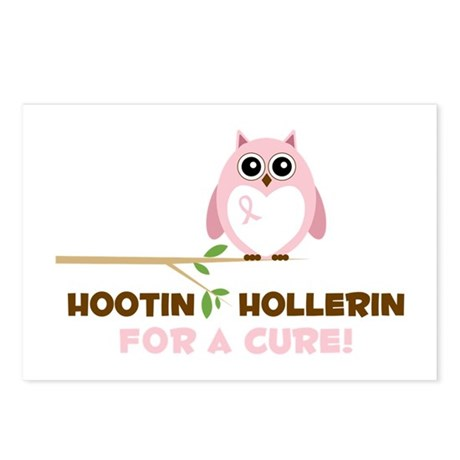 Hootin Hollerin Postcards (Package of 8)