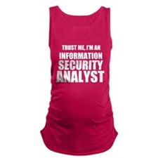 Trust Me, I'm An Information Security Analyst Mate