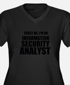 Trust Me, I'm An Information Security Analyst Plus