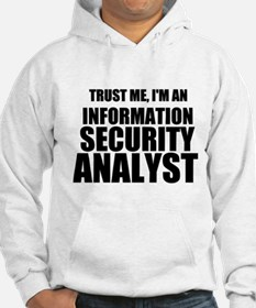 Trust Me, I'm An Information Security Analyst Hood