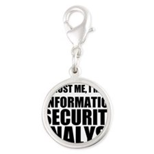 Trust Me, I'm An Information Security Analyst Char