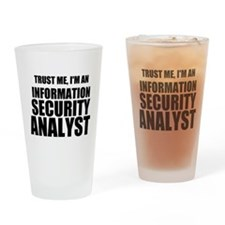 Trust Me, I'm An Information Security Analyst Drin