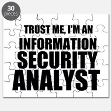 Trust Me, I'm An Information Security Analyst Puzz