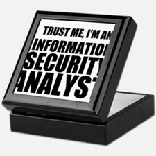 Trust Me, I'm An Information Security Analyst Keep