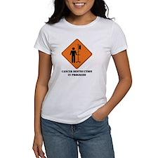 cancer destruction in progres T-Shirt
