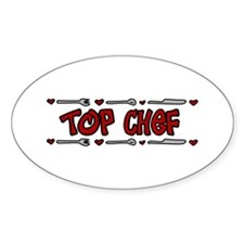 Top Chef Decal