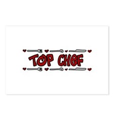 Top Chef Postcards (Package of 8)