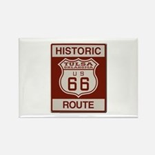 Tulsa Route 66 Magnets