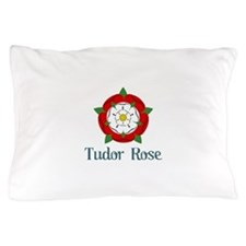 Tudor Rose Pillow Case
