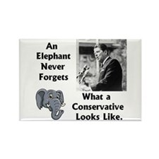 Elephant Never Forgets a Conservative Rectangle Ma