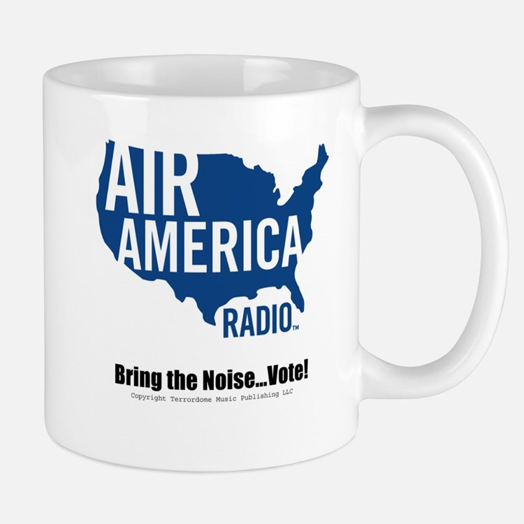 Bring The Noise...Vote Mug