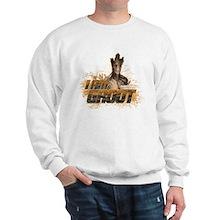 I am Groot Grunge Sweatshirt