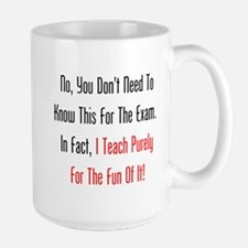 No, You Dont Need To Know This Mugs