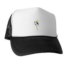 Pied Cockatiel Trucker Hat