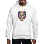 Hoh Tribal Police Hooded Sweatshirt