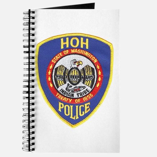 Hoh Tribal Police Journal