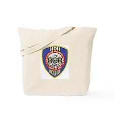 Hoh Tribal Police Tote Bag