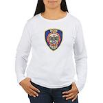 Hoh Tribal Police Women's Long Sleeve T-Shirt