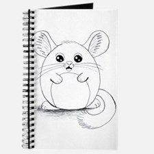 Chinchilla Sketch Journal