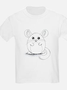 Chinchilla Sketch T-Shirt