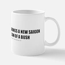 F**K With Saddam Mug