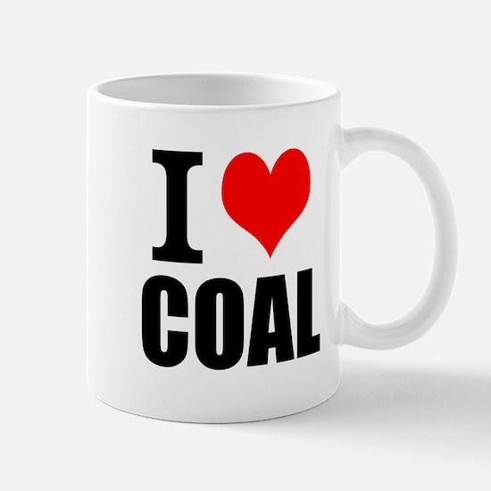 I Love Coal Mugs