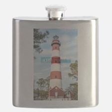 Assateague. Flask