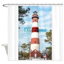 Assateague. Shower Curtain