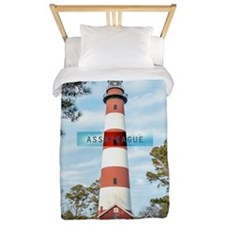 Assateague. Twin Duvet