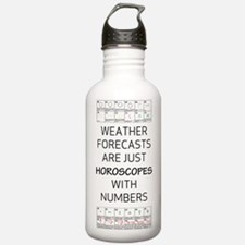 Weather Horoscope Water Bottle