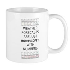 Weather Horoscope Mugs