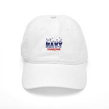 Proud Navy Grandma Baseball Baseball Cap