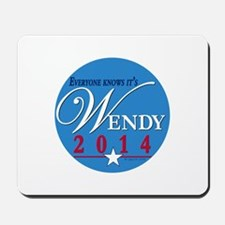 Wendy 2014 Mousepad
