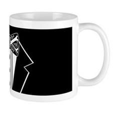 Bow Tie and Black Tux Mugs