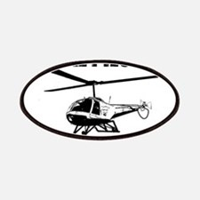 Real Pilots Dont Need Runways - Enstrom Patches