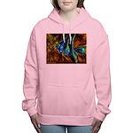 Angel Fish Women's Hooded Sweatshirt