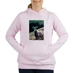 Mountain Sheep Women's Hooded Sweatshirt