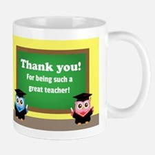 Thank You, Teacher Appreciation, Graduation Owls M