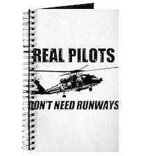 Real Pilots Dont Need Runways - Blackhawk Journal