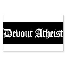 devouotatheistbumper Decal