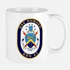 USS Howard DDG-83 Mug