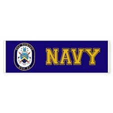 USS Howard DDG-83 Bumper Sticker