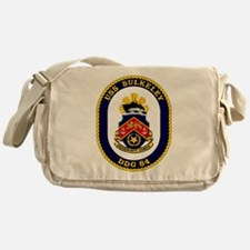 DDG-84 USS Bulkeley Messenger Bag