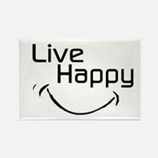 Live Happy Magnets