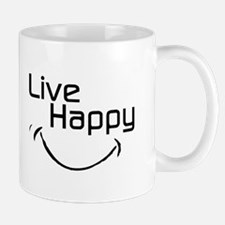 Live Happy Mugs