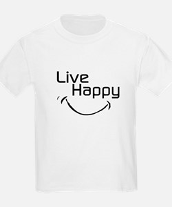 Live Happy T-Shirt